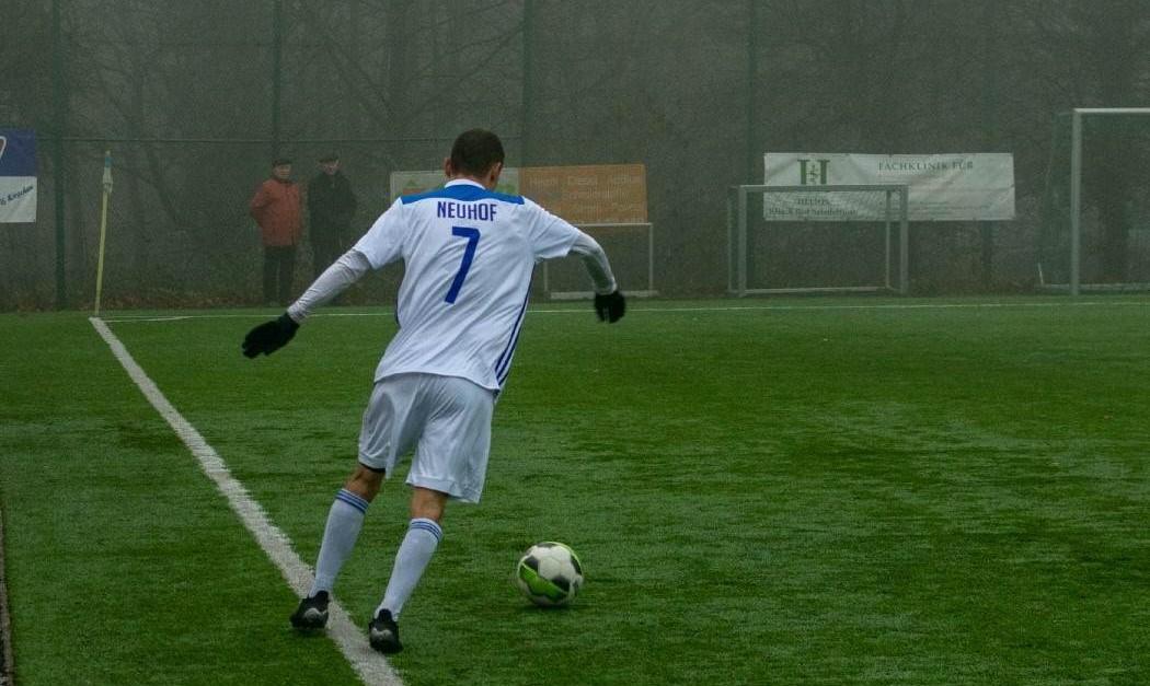 Unentschieden gegen Alfeld