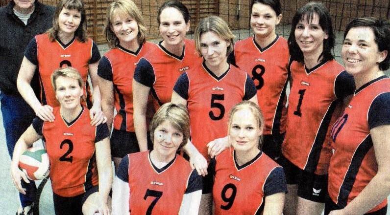 Ehemalige Volleyballerinnen gesucht