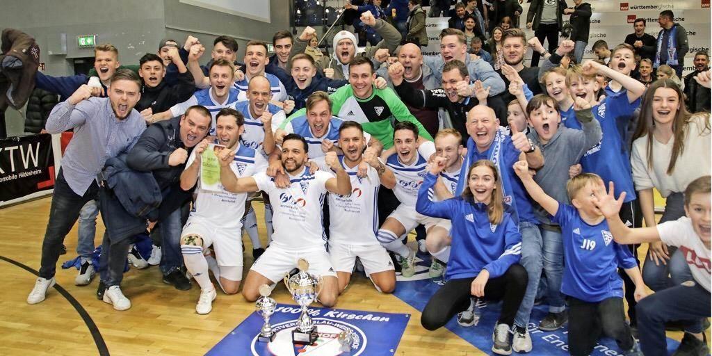 BW Neuhof gewinnt den EVI-Cup 2019