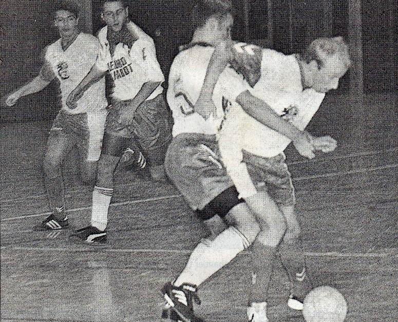 Kirschen-Archiv – Der EVI-Cup und seine Vorgänger