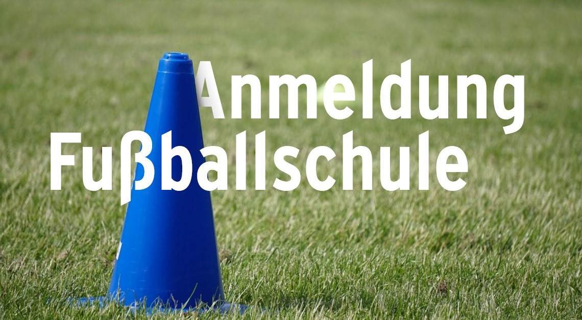 Anmeldung zur Michael Rummenigge Fussballschule