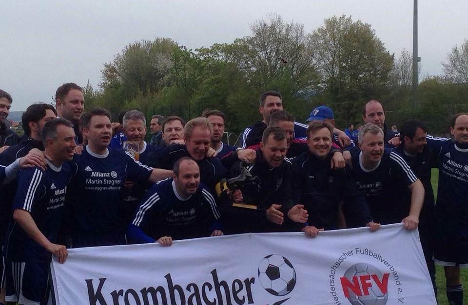 Neuhofer AH gewinnt die Niedersachsenmeisterschaft