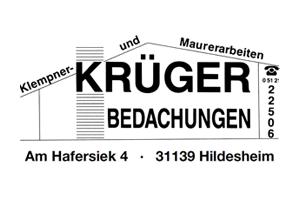 Sponsor - Krüger Bedachung