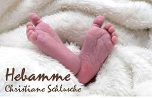 Sponsor - Hebamme Chr. Schlusche