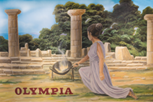 Sponsor - Restaurant Olympia