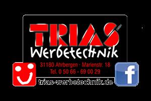 Sponsor - Trias Werbetechnik