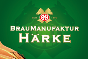 Sponsor - Braumanufaktur Härke