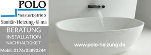 Sponsor - Polo Heizung Sanitär