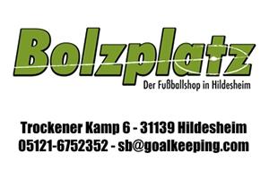 Sponsor - Bolzplatz