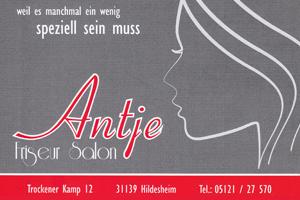 Sponsor - Friseur Antje