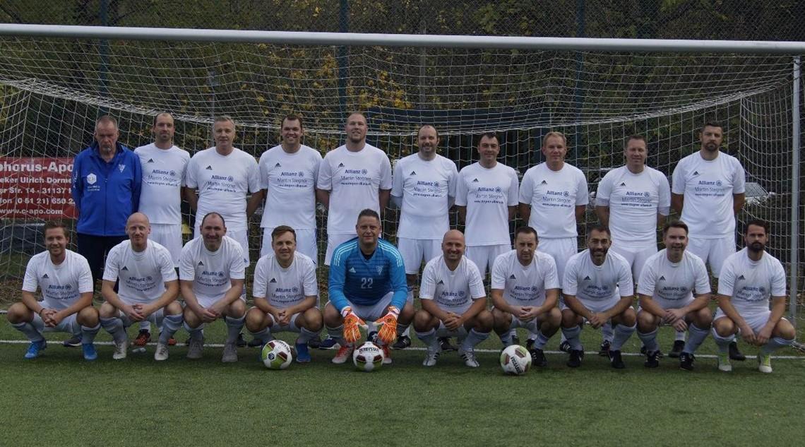 Mannschaftsfoto SV BW Neuhof