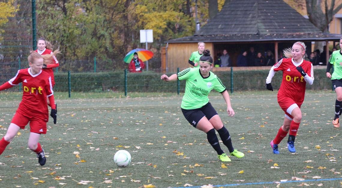 PSV zeigt viel Moral bei Niederlage in Göttingen