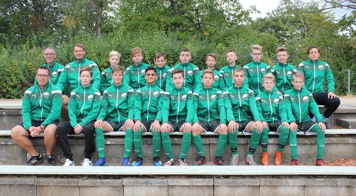 U15 Futsal-Staffelmeister