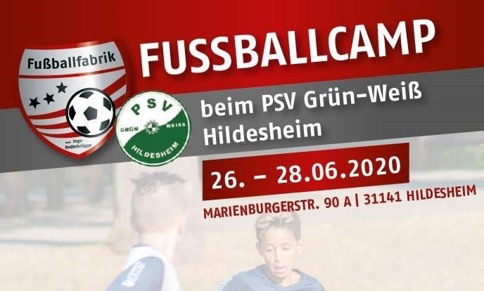 Ingo Anderbrügge Fussballfabrik 2020