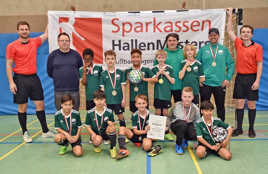 Mannschaftsfoto PSV GW Hildesheim 2