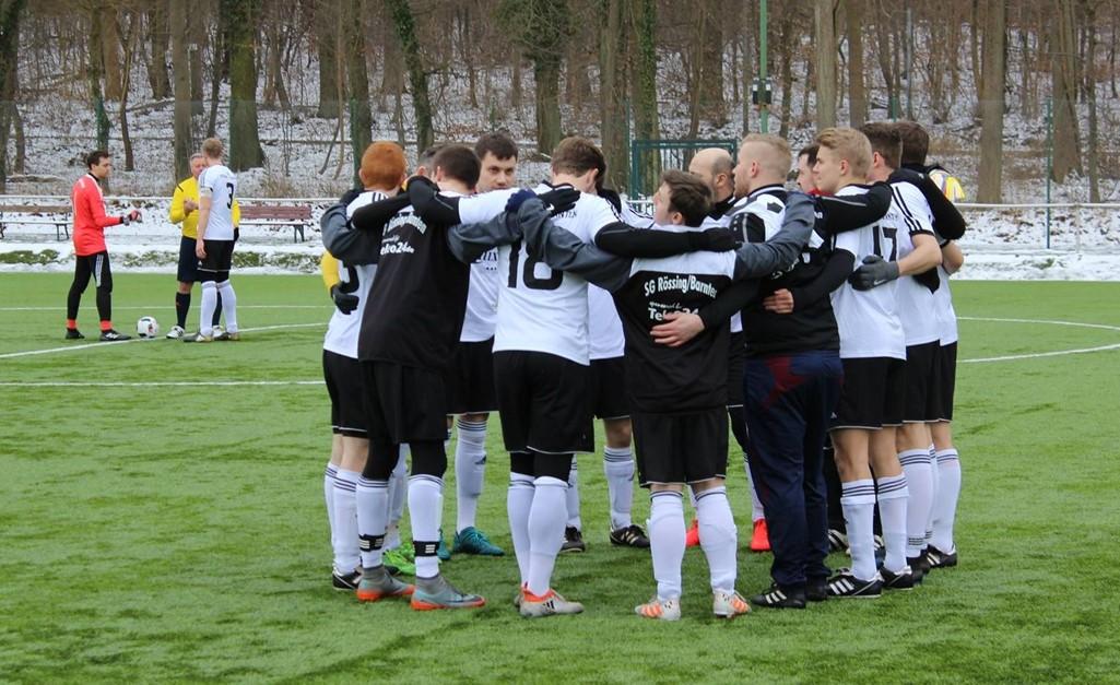 Erstes Testspiel endet 3:1 für SV BW Neuhof