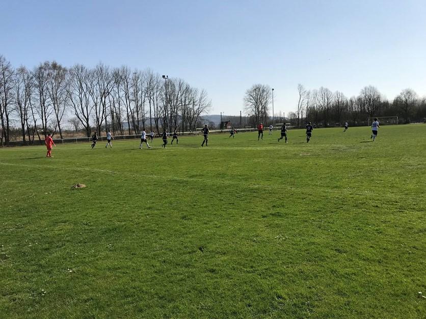 1:1 im Topspiel gegen den TSV Deinsen