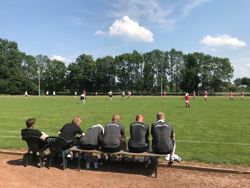 Kantersieg gegen den TSV Eberholzen
