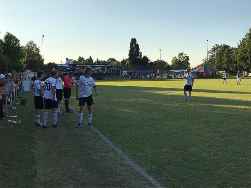 3:0 Niederlage gegen Spitzenteam aus Harsum