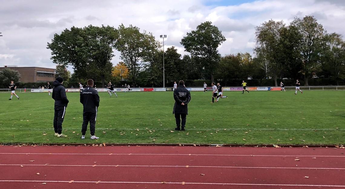 Leistungsgerechtes 0:0 im Derby