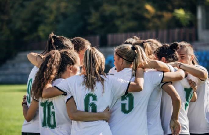 Neu: Frauenfußball in Rössing