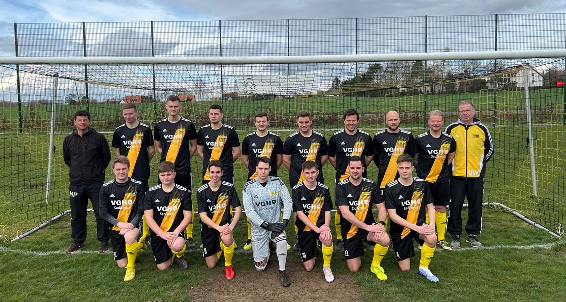 Mannschaftsfoto SV Betheln-Eddinghausen