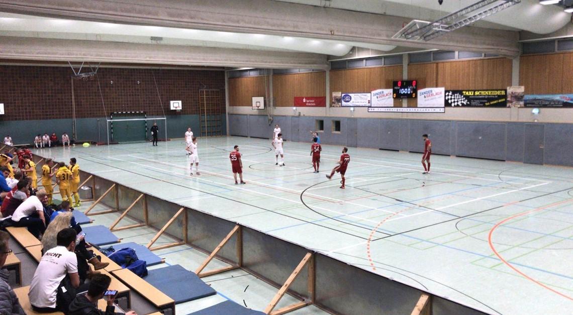 Ergebnisse des Zander&Gerlach-Cup