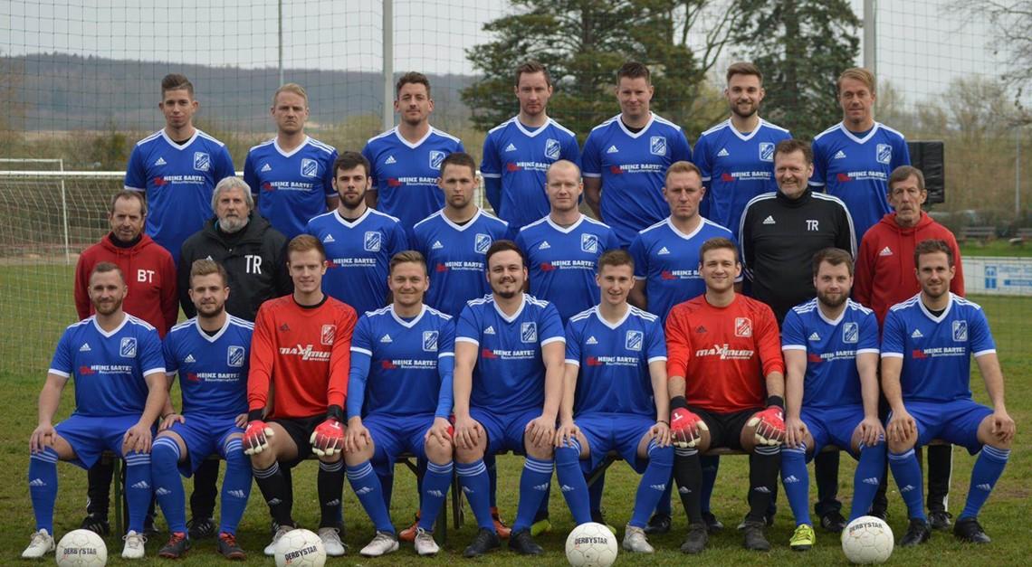 FC Ambergau zu Gast in Harsum