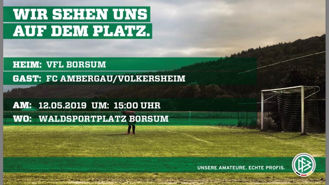 FC zu Gast in Borsum