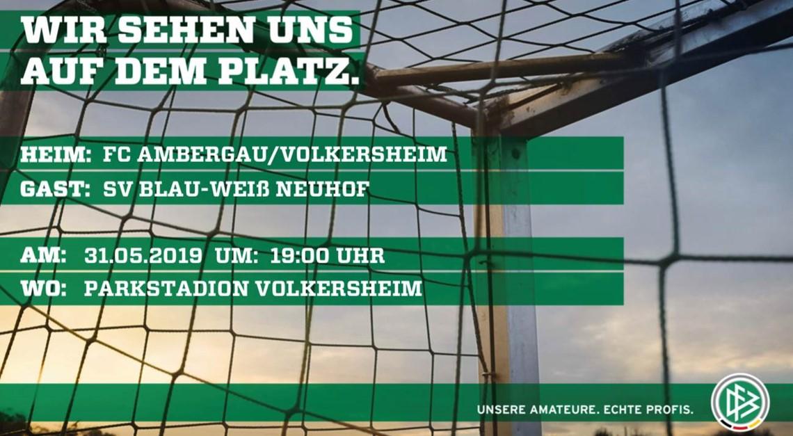 Letzter Spieltag in der Bezirksliga 4