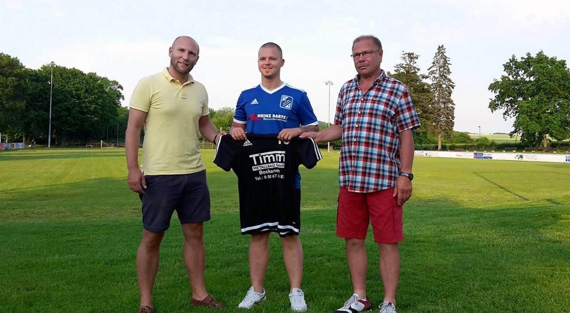 Nick Smyrak wechselt zum FC A/V
