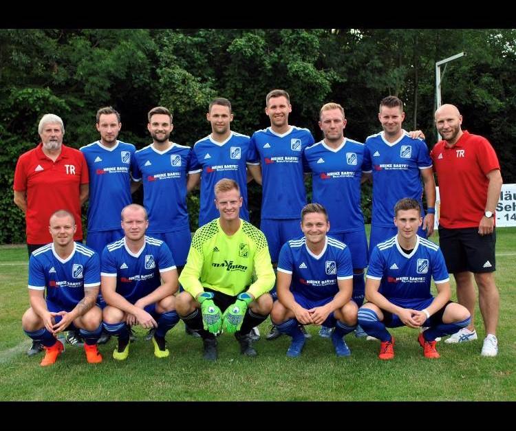 Heimsieg gegen SV Alfeld