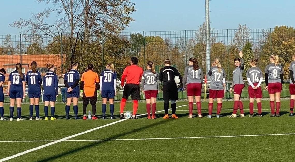 Damen unterliegen den SV Gehrden.