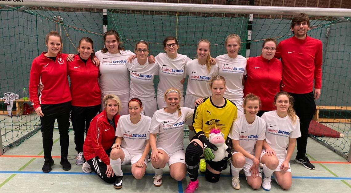 SG-Damen richten Timm Metallbau Cup aus.