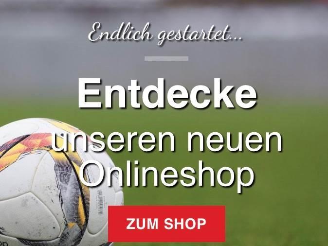 FC A/V eröffnet Onlineshop