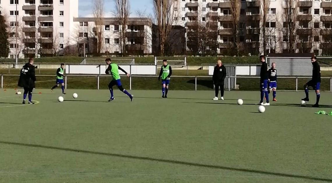 1:1 gegen SC Harsum
