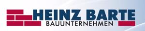 Sponsor - Heinz Barte Bauunternehmen GmbH