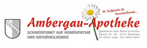 Sponsor - Ambergau-Apotheke