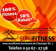 Sponsor - Euro Fitness Bockenem