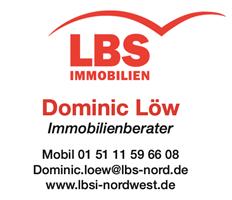 Sponsor - LBS Immobilien - Dominic Löw