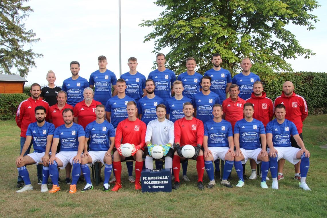 Mannschaftsfoto FC A/V