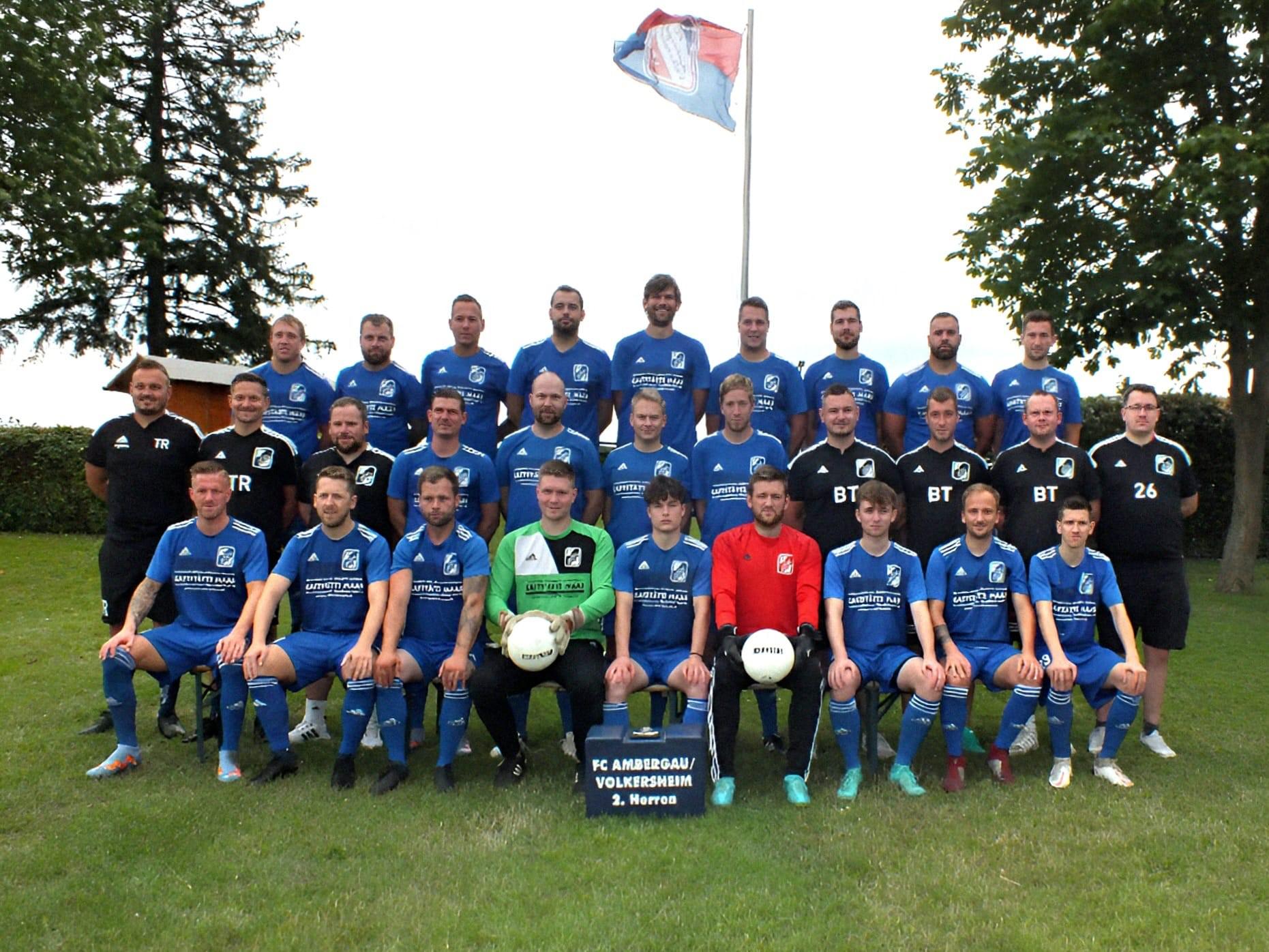 Mannschaftsfoto FC A/V 2