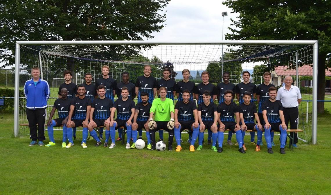 Mannschaftsfoto SV Eime