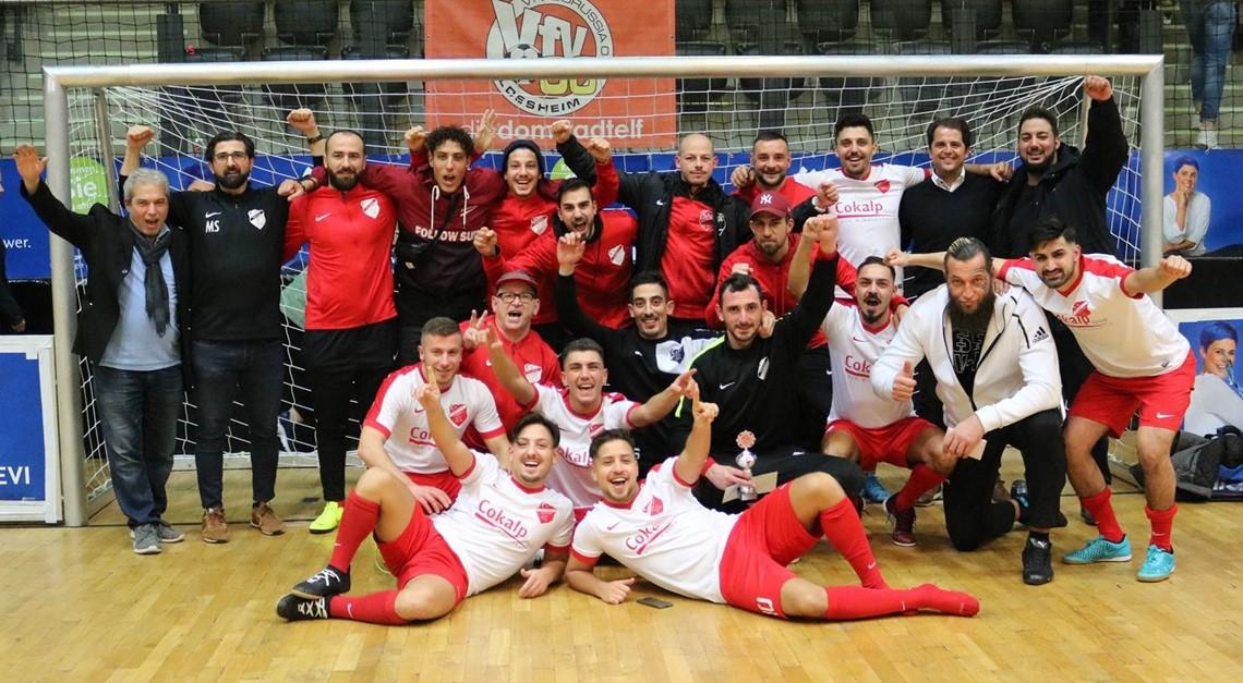 EVI-Cup 2018