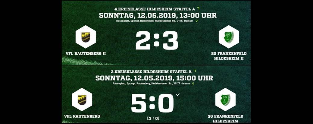 Ergebnisse zum 24. Spieltag
