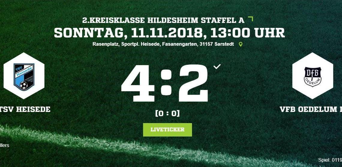 TSV ist Herbstmeister!
