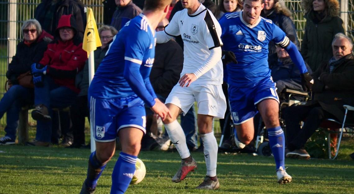 Unglückliches Remis im Topspiel gegen Sarstedt