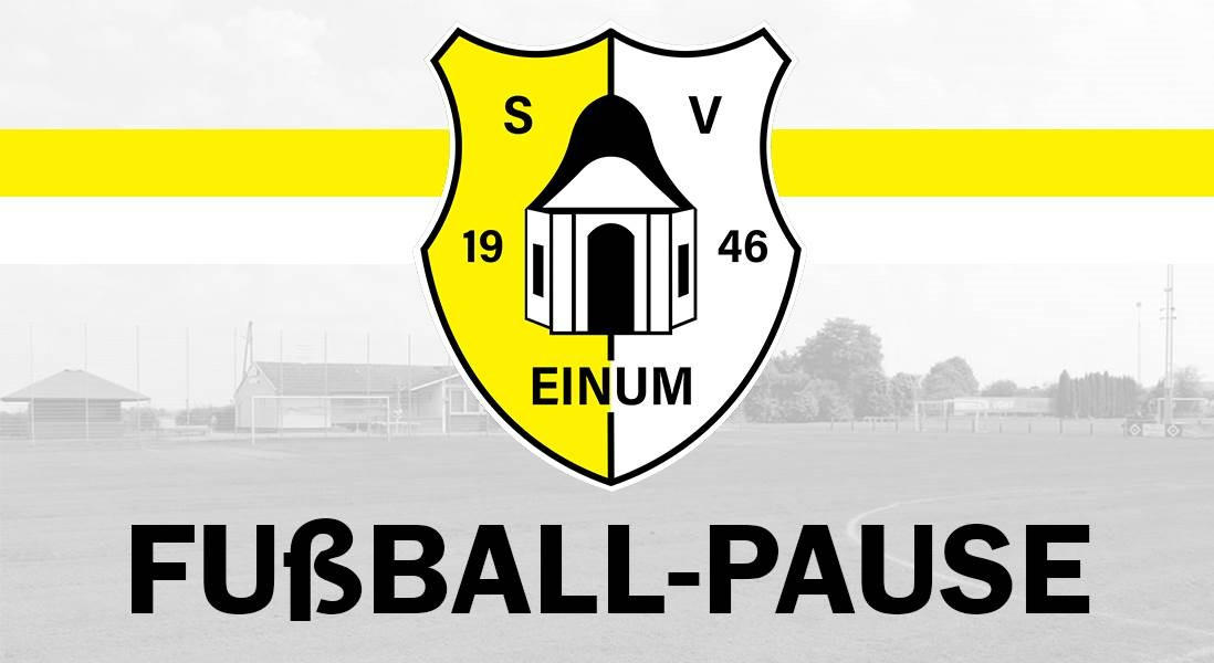 Fußball-Pause durch COVID-19