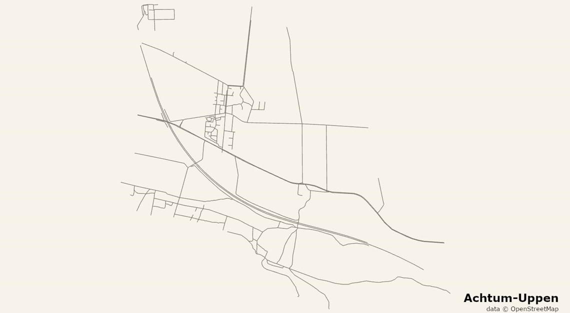 Stadtteil Achtum/Uppen