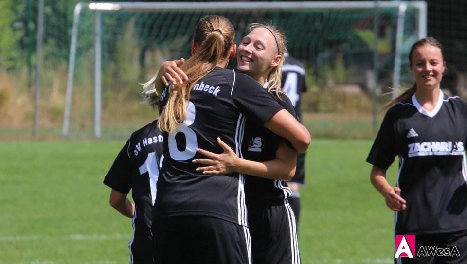 Sechs Punkte, 10:1 Tore – läuft bei Hastenbeck